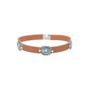 ANDAY Elegant Bohemian Turquoise Beads Choker Necklace Collar Women Jewellery