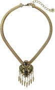 House of Harlow 1960 Montezuma Choker Necklace, 33cm + 5.1cm Extender