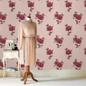 Graham & Brown Lulu Red Wallpaper
