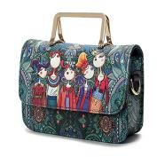 Ladies handbag, E Ekphero Messenger bag