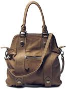 Floto Luggage Bolotana Handbag, Beige, Medium