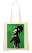 Japanese Geisha Geiko Tattoo Photo Session Arts Music Dance Games Shopping Tote Bag