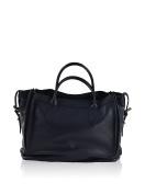 Olivia Mei Bag Hand Strap Blue