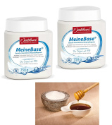 Jentschura Basic Bath Salt Meine Base 2 x 750 g