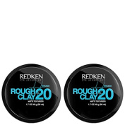 REDKEN STYLING - ROUGH CLAY DUO
