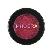 TIREOW PHOERA Shimmering Monochrome Eye Shadow Metallic Eye Cosmetic