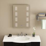 MissSnower Modern Slim Led Illuminated Bathroom Mirror 500 x 700 mm YSG01