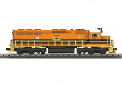 MTH MTH30202891 O-27 SD-45 w/PS3, MMID