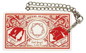 Sanrio X Fullmetal Alchemist The Elric brothers Acrylic pass cases