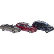 Mercedes-Benz Set - Economy - Assembled -- 1 Each