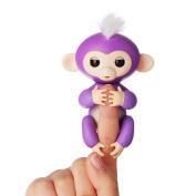 Happy Monkey- Finger Baby Finn Interactive Electronic Pet Toy