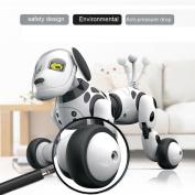 Electronic Pet, Ikevan 1 IR RC Smart Dog,RC Smart Dog Sing Dance Walking Remote Control Robot Dog Electronic Pet