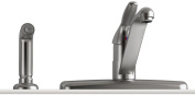 KITCHEN FAUCET SNGL SPRAY SS