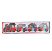 Gloous Baby's Christmas Woods Small Train Toy,Christmas Decorations