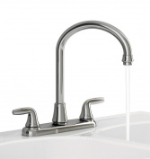 As America, Inc. 9316450.002 Faucet Kitch2H Chrm Amst