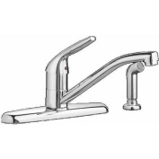 American Standard 4175.701.002 Colony Choice 2.2 GPM Kitchen Faucet with Colour-Matched Sprayer, Available in Various Colours