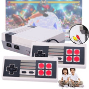 ibdone Retro Classic Game Consoles Built-in 500 Childhood Classic Game Dual Control,Love Life And Enjoy The Game