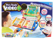 Story Reader Video + Game Controller and Alphabet Adventrue Book