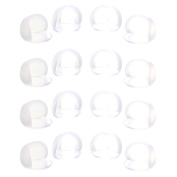16pcs Baby Child Kids Safety Soft Silicone Table Corner Anti-collision Cushions Guards Protectors