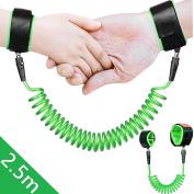 Greatfine Anti Lost Wrist Link Safety Walking Hand Belt Strap for Baby Child