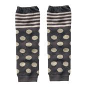 Yiwa Children Cartoon Leg Warmers Baby Shin Guards Unisex Soft Cotton Warm Knee Socks