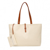 Ulable Women PU Leather Tote Shoulder Bags Hobo Handbags Satchel Messenger Bag Purse