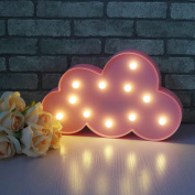 Crazy lin Cute Unicorn Animal LED Night Light For Kids Gifts Indoor Mood Lighting Chrismas Party Wedding Room Decoration