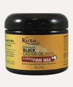 Kuza Jamaican Black Castor Oil Locking Firm Wax 170 g