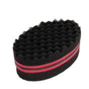 FAVOLOOK Magic Twist Hair Curl Sponge Brush Coil Wave for Natural Hair