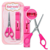 Hair Cutting Tool Thinning Scissors Straight Edge Tool Professional Magic Hair Cutting Kit