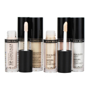 Weicici 6 Colours Liquid Highlighter Kit Durable Whitening Glow Shimmer Highlighter