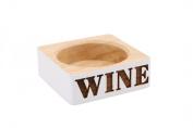 Loft Design Wooden Wine Bottle Holder