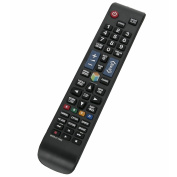 allimity BN59-01198Q Replace Remote Control fit for Samsung LCD LED TV