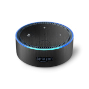 Amazon Dot (2nd Gen) Protective Vinyl Skin Decal Wrap Cover for Amazon Echo