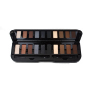 Beauty Eyeshadows Makeup Palettes BeautyTop 10 Colours Eye Shadow Makeup Cosmetic Shimmer Matte Eyeshadow Palette Eyeshadow Glitter Eyeshadow Brush Set