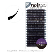 Noir Volume Lashes Ombre Volume Eyelash Extensions Russian Volume Lashes Two Tone 0.07 0.10 Diameter