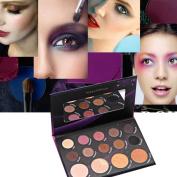 Morwind Eyeshadow Palette - 14 Colours Cosmetic Powder Eyeshadow Palette Makeup Set