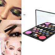 Eyeshadow Palette - Morwind Eyeshadow Eye Shadow Palette Makeup Kit Set Make Up Professional Box
