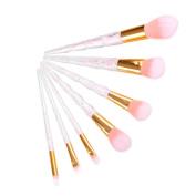 Make up Brushes, Eyeshadow Brush Sets   7 Pcs/Set   Make Up Foundation Eyebrow Eyeliner Blush Cosmetic Concealer Brushes