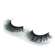 LJSLYJ Women Extra Super Long Thick Curly False Eyelashes Makeup Lash Tools Cosmetic