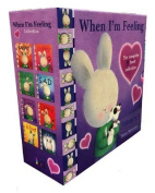 When I'm Feeling 8 Books Collection Set Trace Moroney   Hard Cover