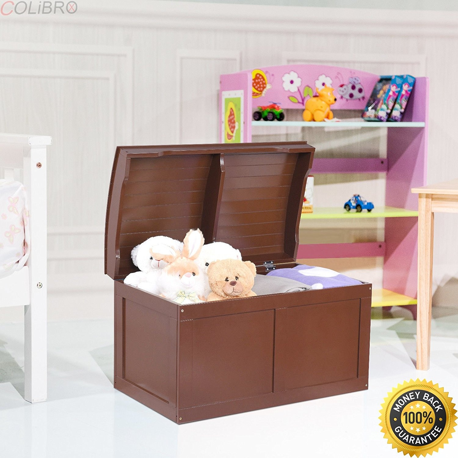 kids toy storage furniture. COLIBROX--Kids Toy Box Storage Barrel Bins Chest Wood Children Organiser Bedroom Playroom. Organiser. Furniture. Walmart In Kids Furniture
