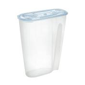 Tontarelli Lunch Box L Corn Crop Nuvola Blue/Clear