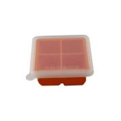 Haodasi Silicone Baby Homemade Food Storage Containers Perfect Freezer Boxes Keep Fresh