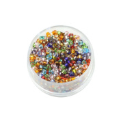 CHIC*MALL DIY Lots Charm Glass Seed Jewellery Beads Beads Jewellery Making Craft Mixed colour