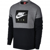 Nike Men's Sportswear Crew Air Fleece Sweatshirt