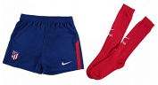 Nike ATLETICO MADRID Home Shorts/Socks - 5/6 Years
