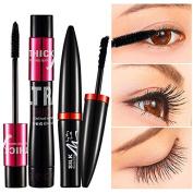 Bureze Black Silk Mascara Makeup Set