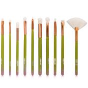 Makeup Brush Set, TopTen 20Pcs Synthetic Cosmetics Foundation Blending Concealer Eyeliner Face Powder Beauty Brushes Cosmetics Makeup Brush Kit