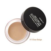 [THE SAEM] Cover Perfection Pot Concealer (#1 Clear Beige)/K-Beauty/Korea Cosemtics